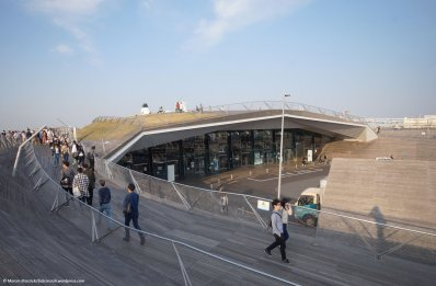 Yokohama Ferry Terminal / Foreign Office Architects (FOA)