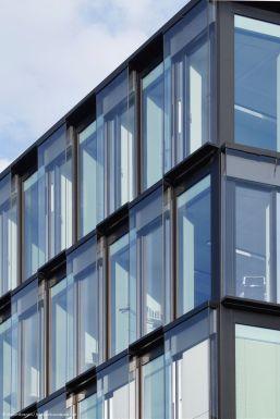 Bürogebäude Haus 1 in München / Ganzer-Hajek-Unterholzner / Louvieaux, München