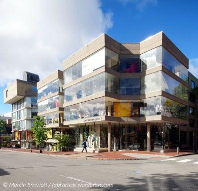 Design Research Building / Benjamin Thompson