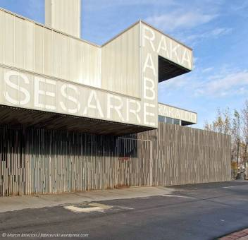 Lasesarre Football Stadium / NO.MAD
